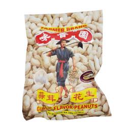 Arachides à l'ail / 味香园蒜茸花生 300g
