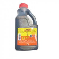 LKK Seasoning Soy Sauce /  李锦记味极鲜酱油 - 1.9 L