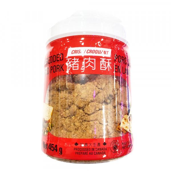 Shredded Dried Pork / 猪肉酥 - 454 g