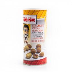 Koh-Kae Coconut cream flavoured coated peanuts /大哥椰浆花生豆 - 230 g