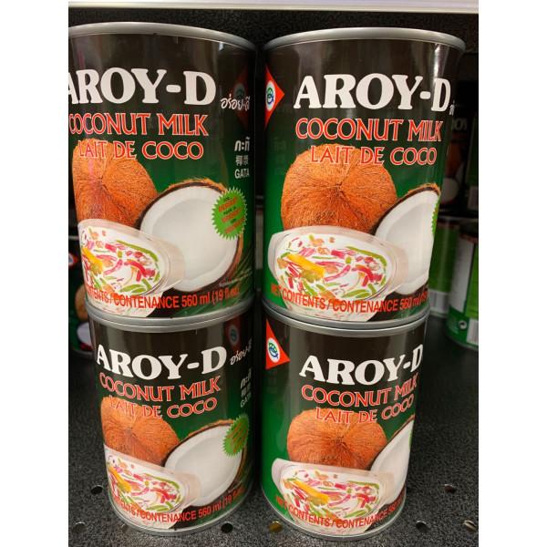 Aroy-D Coconut milk / Aroy-D 椰浆 -560 mL