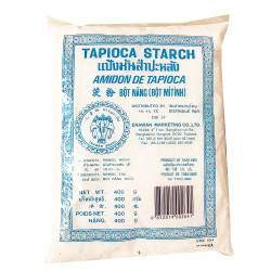 SanXiang Tapioca Starch / 三象牌茨粉- 400g