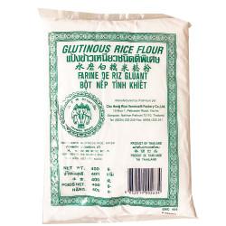SanXiang Glutinous Rice Flour / 三象牌水磨白糯米粉- 400g