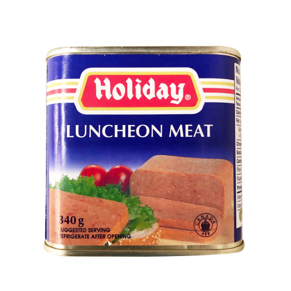 Holiday Luncheon Meat /假日午餐肉 - 340g