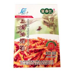 FuChunJiang Soy Sauce Bamboo Shoots /富春江上海油焖笋 - 280g