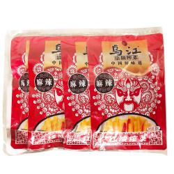 WuJiang Mustard Tuber (Spicy) / 乌江榨菜4包 (麻辣味)- 4*80g