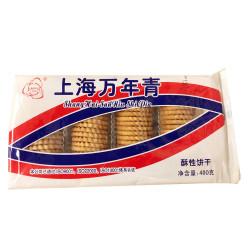 ShangHai SanNiu Biscuits /上海万年青饼干 - 2*400g