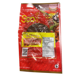 CSP Hot Five Spices Beef Jerky Au Boeuf / 狮牌辣五香牛肉干 - 85g
