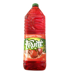 Strawberry drink / 草莓汁饮料 - 2L