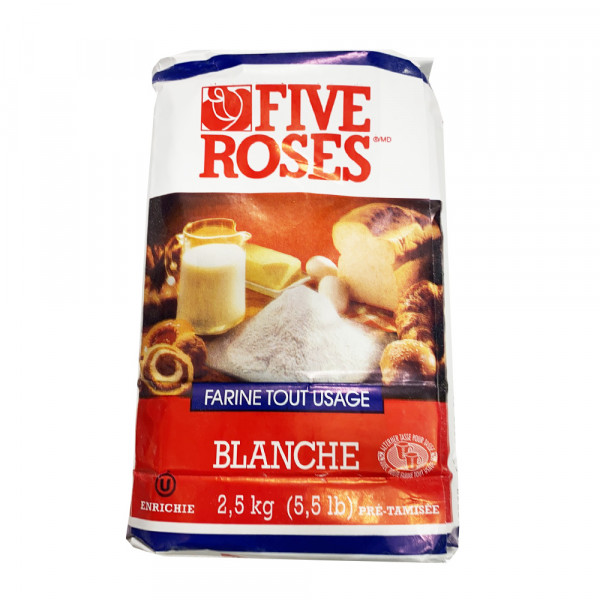 FIVE ROSE All purpose flour  / 面粉 - 2.5kg