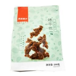 LiangPin PuZi KaoGanBa (spicy flavor) / 良品铺子烤干巴(麻辣味) - 200g