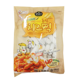Korean Fusion Rice Caked (Cheese) / 韩国芝士年糕 300g