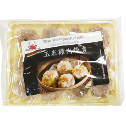 SunLand Chicken Corn Shao-Mai / 阳光牌玉米鸡肉烧卖 - 300 g