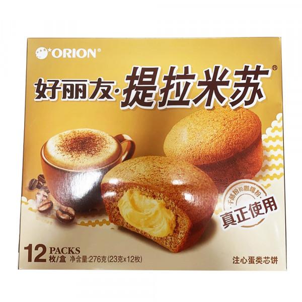 HaoLiYou Cake / 好丽友-提拉米苏 - 276g