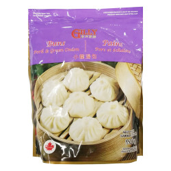 Gilly Pork&Green Onion Buns  / 吉利家乡小笼汤包 - 900g
