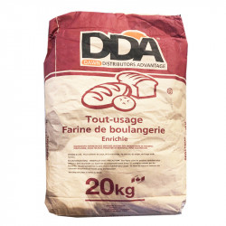 DDA all purpose white flour  / DDA 白面粉 - 20kg