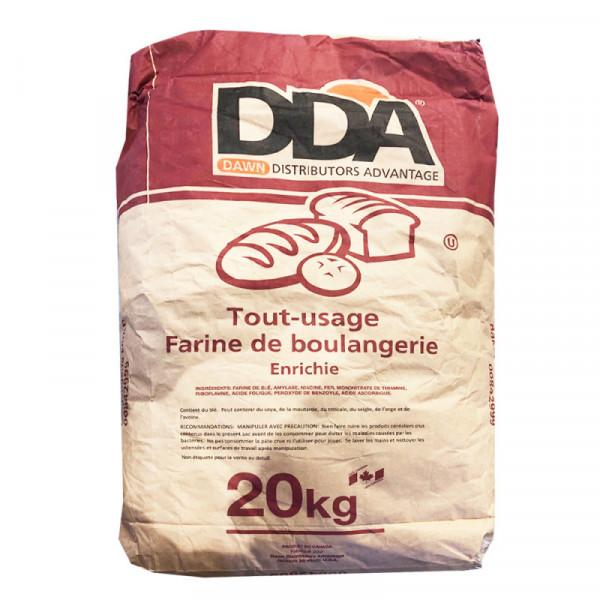 DDA all purpose white flour  / DDA 白面粉 - 20kg