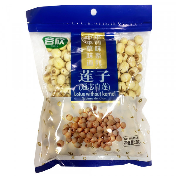 GuXin Lotus without Dernel / 谷欣莲子 - 300g