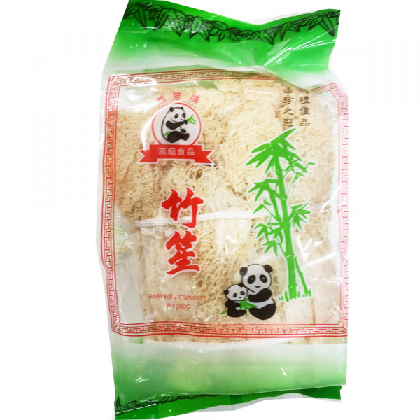 Bamboo Fungus / 竹笙 - 300g