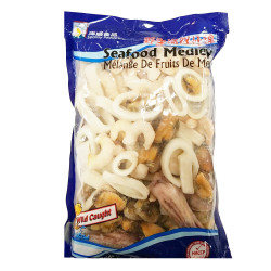 Seafood Mix / 海鲜什锦  400g