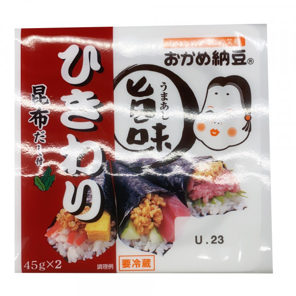 Kunbu /  纳豆 - 2*45g