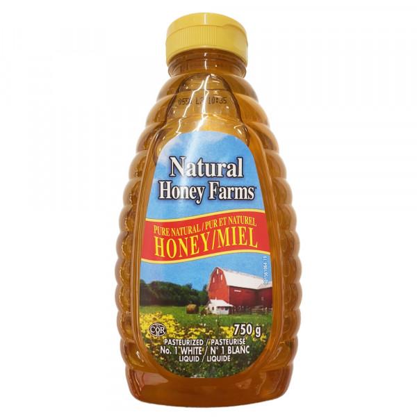 Pure Natural Honey / 纯天然蜂蜜- 750 g