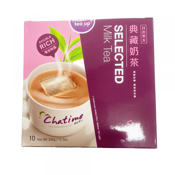 Selected Milk Tea / 典藏奶茶 - 350g