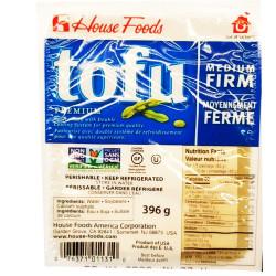 TOFU - Miedium Firm / 豆腐 - 中硬 - 396 g