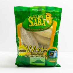 Whole Steamed Saba Bananas  / 冰香蕉- 1 lb