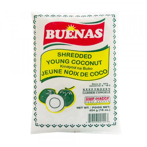 Young Coconut / Buenas 冰冻椰丝1lb
