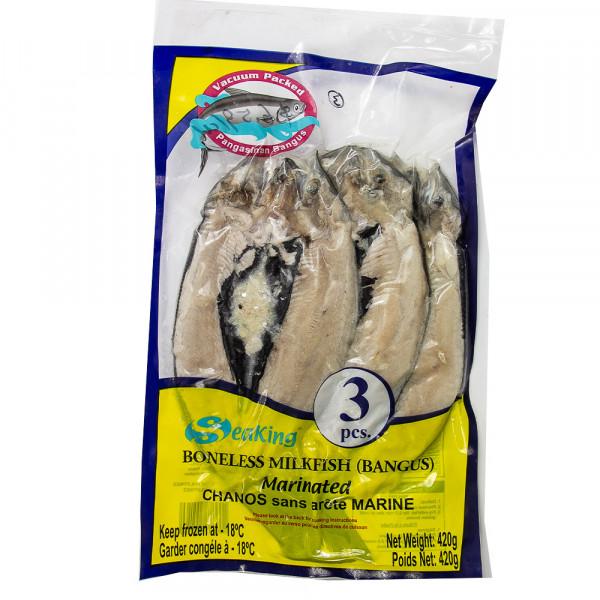 Boneless Milkfish Marinated / 牛奶鱼  420g