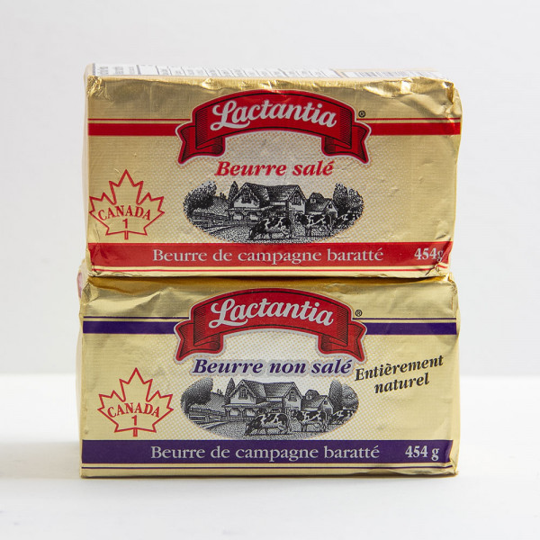 Butter / 黄 油-- 454 g