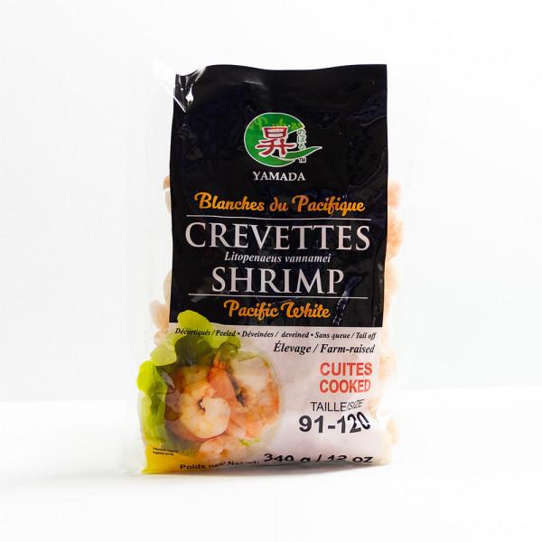 Pacific White Shrimp / 冰鲜虾仁 90/120 - 340 g