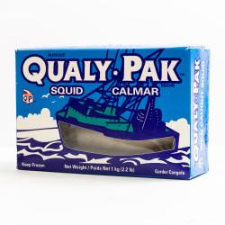 QUALY PAK Squid / 盒装鱿鱼 1kg