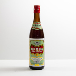 Salted Cooking Wine / 绍兴花雕酒 - 640 mL