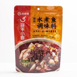 Boiled Fish Seasoning / 水煮鱼调味料- 210 g