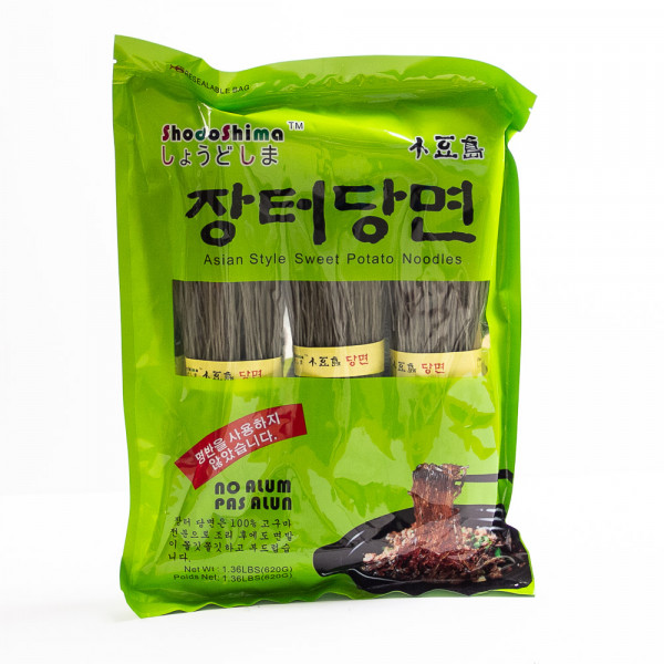 Asian Style Sweet Potato Noodles / 韩国粉丝- 1.36 lbs