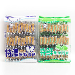 Vegetable Biscuit / 特鲜蔬菜薄饼- 300 g