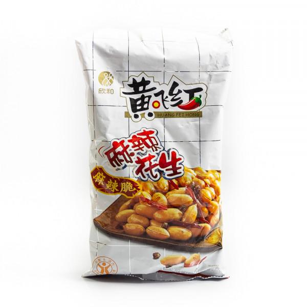Spicy Peanuts / 黄飞红麻辣花生(麻辣脆)410g
