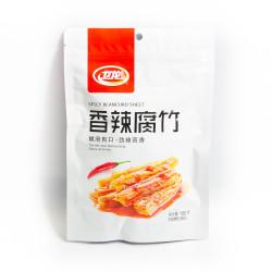 Spicy Bean Curd Sheet / 卫龙香辣腐竹 - 180 g