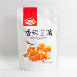 Spicy Lotus Root with spices / 卫龙香辣卤藕 180g