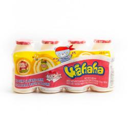 Wahaha Yogurt Flavoured Drink /娃哈哈 - 4*100 mL