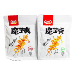 Konjac Snack Sour Spicy flavor/Spicy /卫龙魔芋爽--酸辣味/香辣味  180g