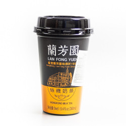 Lan Fong Yuen Milk Tea /兰芳园丝袜奶茶- 280 mL