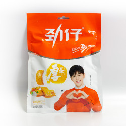 Jinzai Dried tofu salty flavor /劲仔盐焗厚豆干 108g