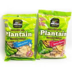 Plantain crunchy Crisp / Plantain香脆薯片系列  85g