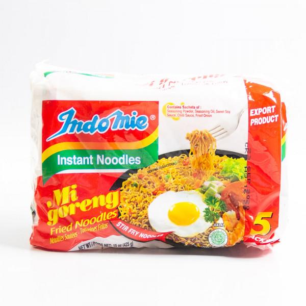 Indomie Instant Fried Noodles /INDOMIE 方便面 - 425 g