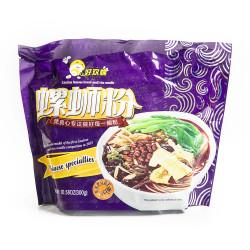 Spicy Instant Rice Noodles / 好欢螺螺蛳粉 - 300 g