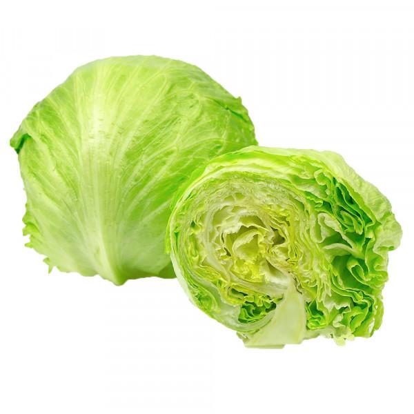 Iceberg Lettuce /圆生菜 - 1 PC